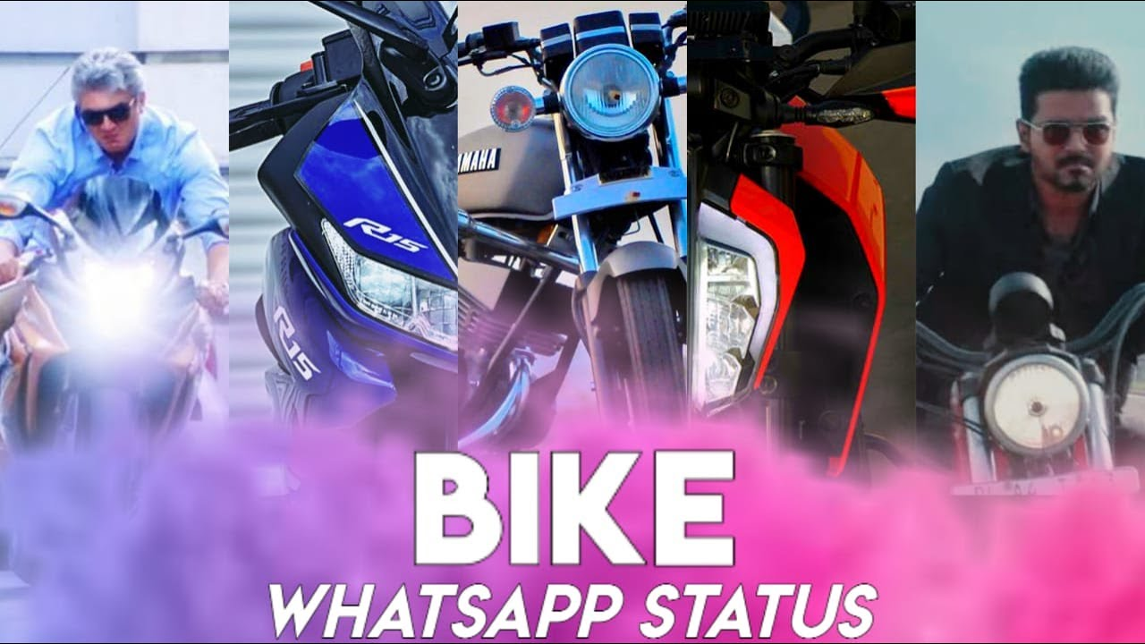Bike Ride WhatsApp Status Video Download