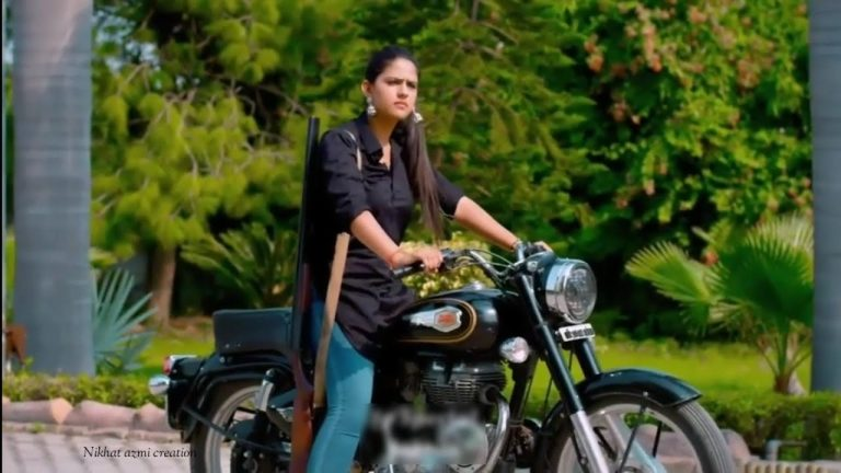 Girl Bike Lover WhatsApp Status Video Download