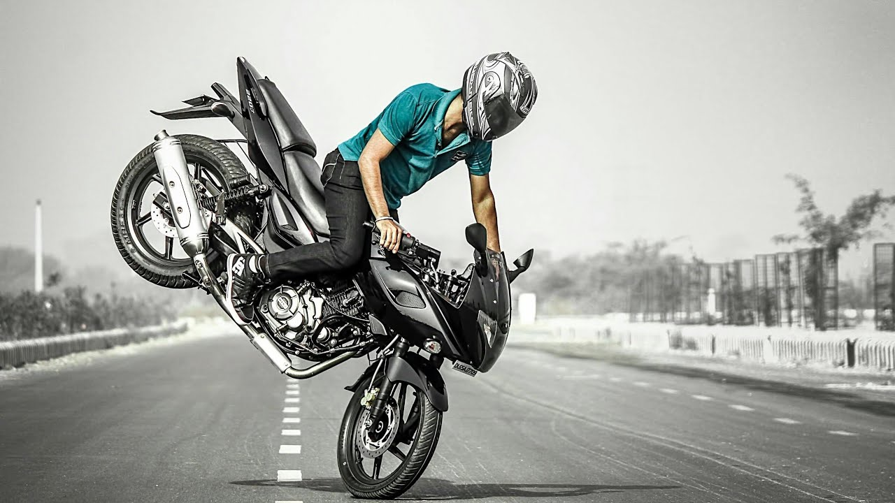 bike stunt status video download