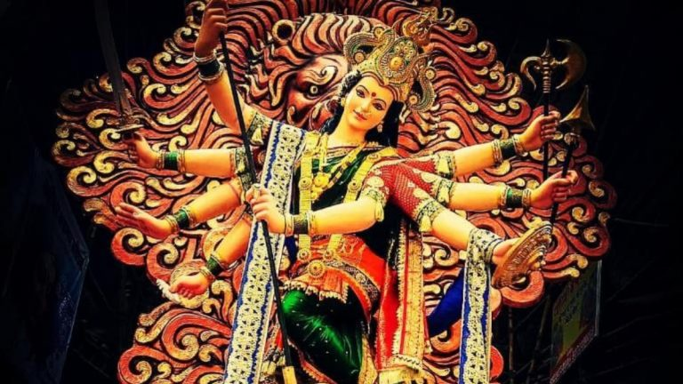 durga maa whatsapp status video
